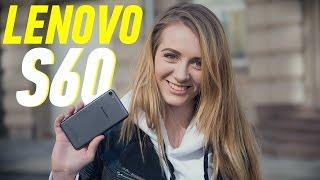 Lenovo S60: обзор смартфона