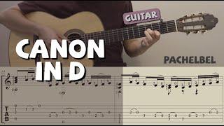 Canon in D (Guitar) D大調卡農 (吉他)