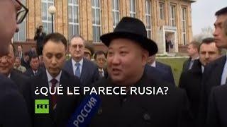 Breve entrevista con Kim Jong-un