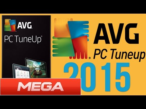 Descargar e Instalar AVG TuneUp Utilities 2015 Full + Crack [MEGA]