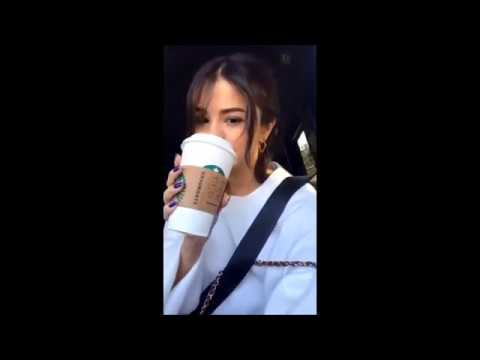 Selena Gomez Singing Along To Fetish, Teases 3rd Single & Sends Love To Fans | Instagram LIVE 8/4/17