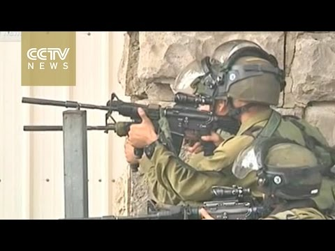 Palestine-Israel Tensions Rise Over Jerusalem Shrine