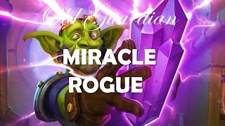 How to play Myra's Unstable Element Miracle Rogue (Hearthstone Boomsday deck guide)