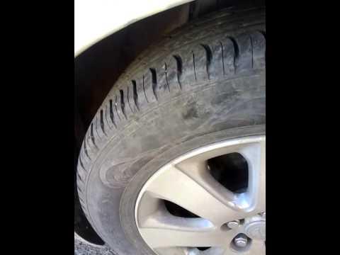 скрип правое колесо honda