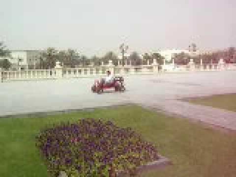 Compressed Air Car2 American University of Sharjah