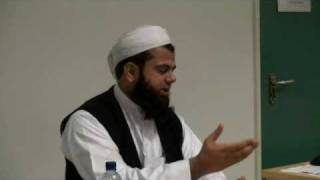 FOSIS Talk: Dude, where's my Quran?- Maulana Khalil Patel 1/4