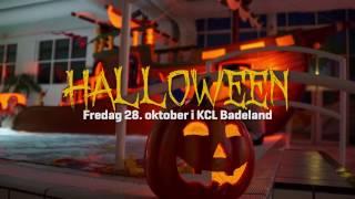 Halloween i KCL Badeland