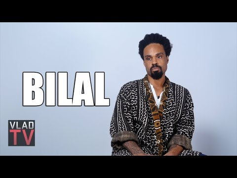Bilal on Making on Making 1st Demo in College, Dr. Dre Loving the Music (Part 1)