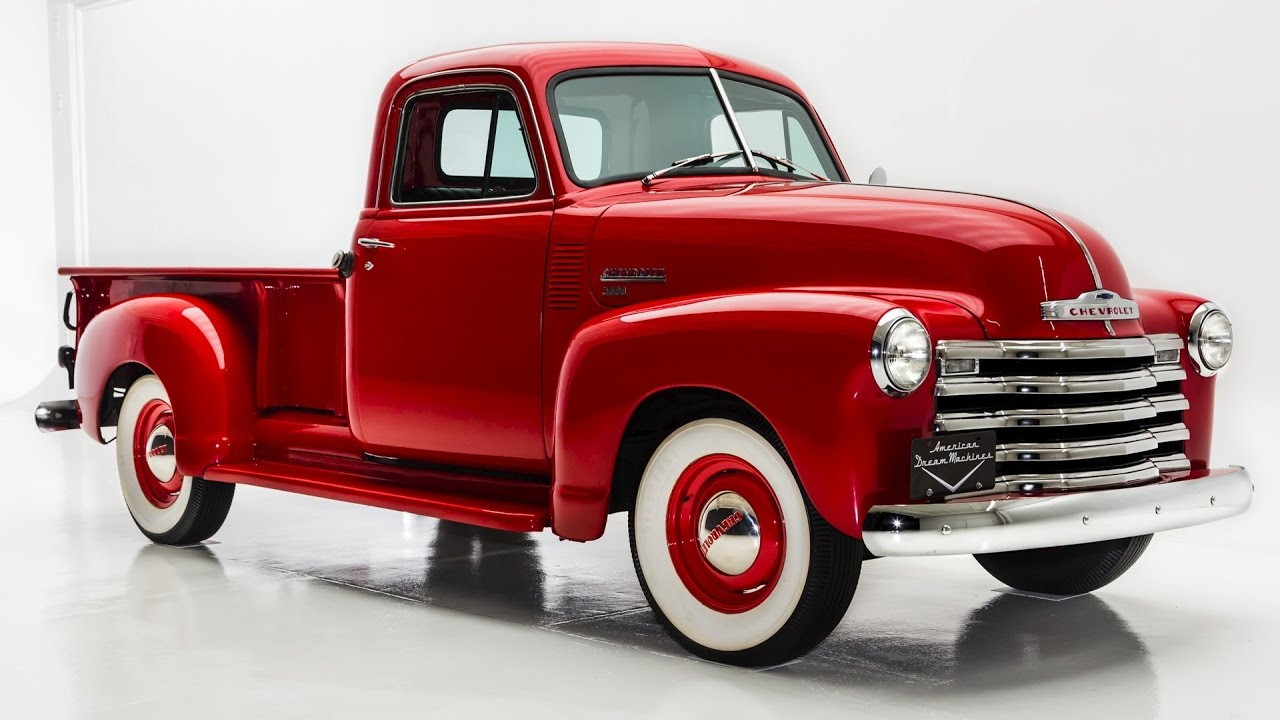 Truck 1949 chevy panel truck : 1949 Chevy Pickup - YouTube