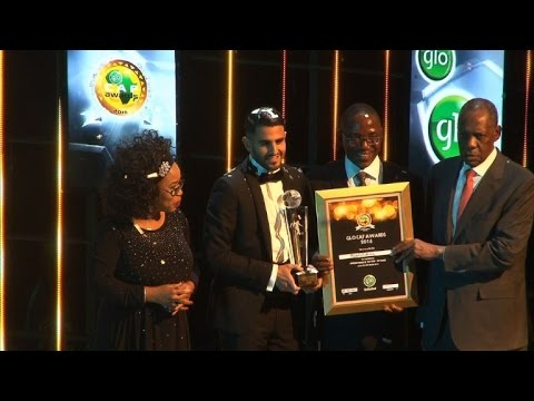Football: Mahrez named African Footballer of the Year