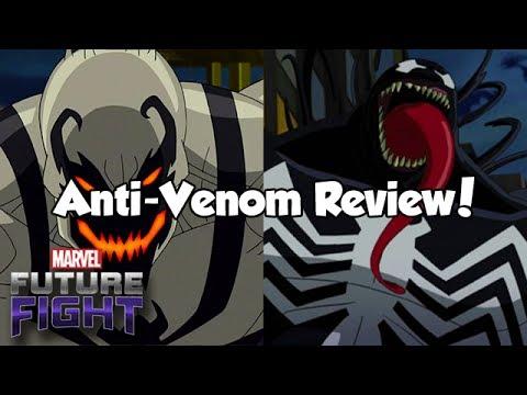 Anti-Venom Review! - Marvel Future Fight