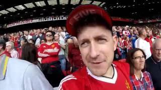 RED VLOG. Manchester United - Manchester City. MANUTD.ONE