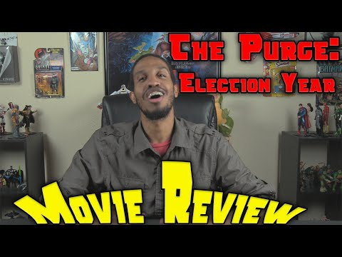 The Purge: Election Year....Movie Review
