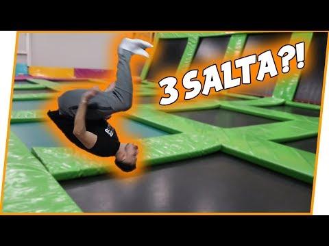 URADIO SAM 3 SALTA?! 😱 #MACHOVANJE