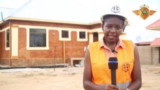 Amazing interlocking bricks hoขse at mlimwa C Dodoma