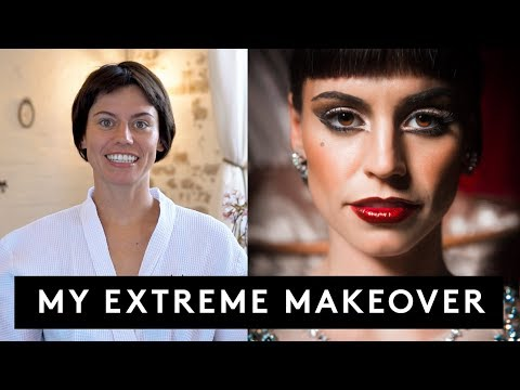 My EXTREME makeover - Tomboy to GODDESS! | Sorelle Amore