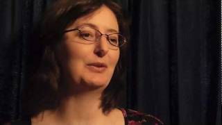 The Trudi Canavan Project - Interview 1
