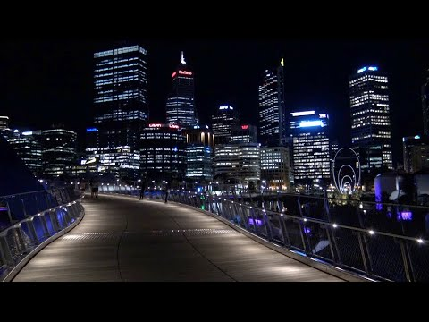 Perth, Western Australia (Sights Of Fremantle And The CBD)
