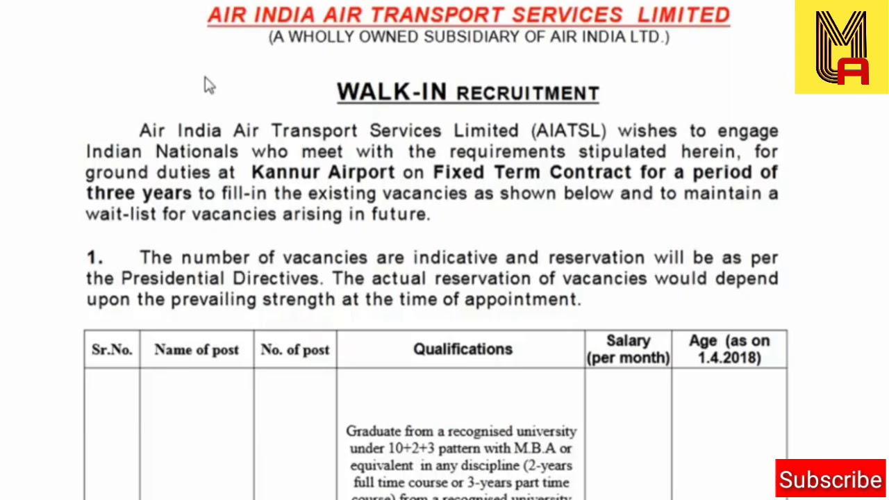 air india limited essay Air india recruitment 2018 - 2019 | latest air india limited employment news for vacancies apply fresher & experienced updated on 5th october 2018 if you are looking for the latest job openings in goa, then you reached the right place check all air india limited job opening listed below.