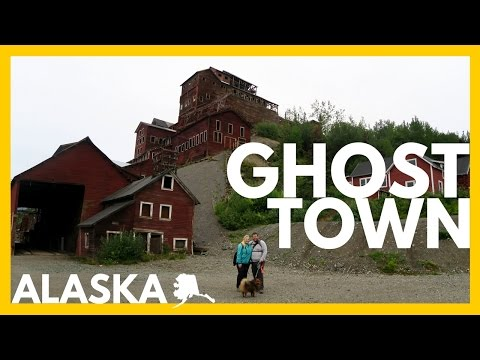 EXPLORING ABANDONED KENNECOTT MINE | McCarthy, Alaska | S2E74