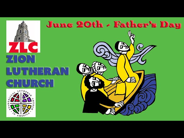 Service - 20210620 - Father's Day - Full Service