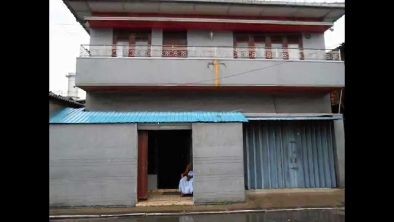 2 Story House for sale in Colombo 14 (Grandpass) www ADSking lk