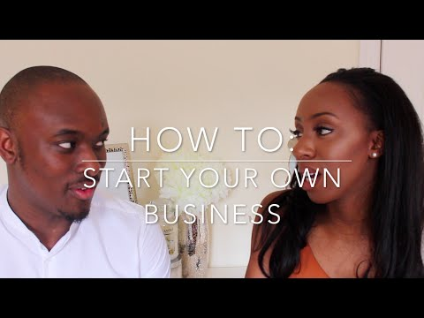 How To Start A Business ft. James (Entrepreneur) - Financial Wellness Series | Style With Substance