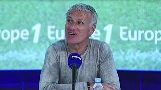 Didier Deschamps face aux auditeurs d'Europe 1 (INTERVIEW COMPLÈTE)