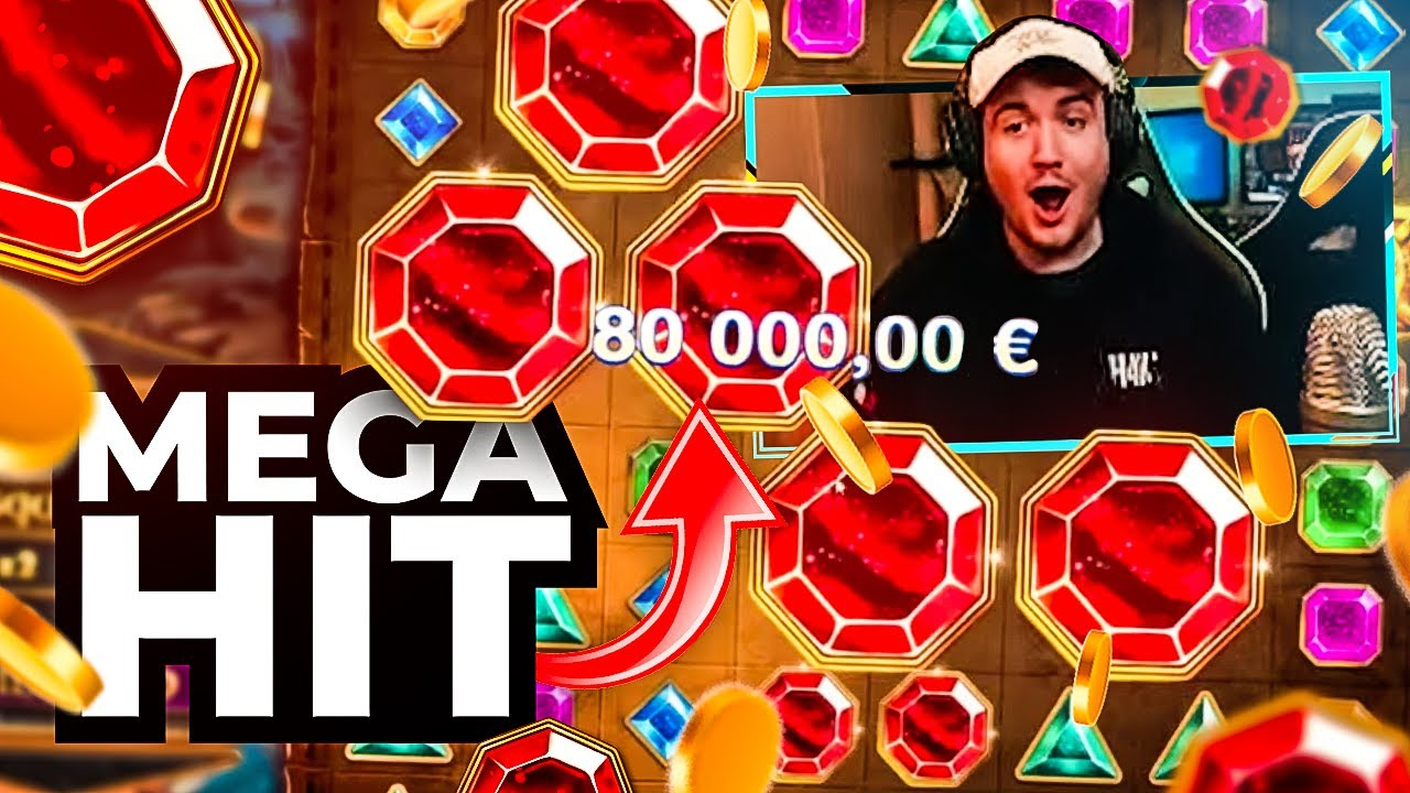 💎 MEGA HIT (80K€) avec le MEILLEUR SYMBOLE GEMS BONANZA (BEST OF BIDULE)