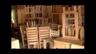Cuanajo, Michoacán. Tradición y muebles de madera (part1)