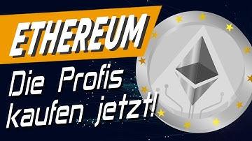 5 Top-Gründe für Ethereum: Darum kaufen jetzt die Profis!