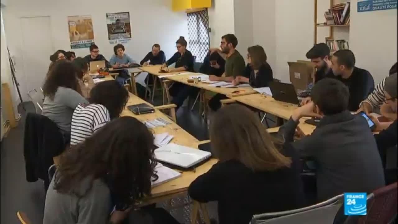 فرانس 24:France: Women accuse student union members of rape and sexual harassment