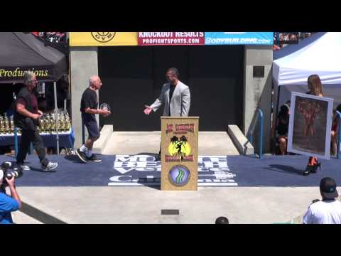 Lee Labrada Hall of Fame Induction and Interview