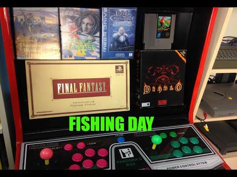 Коллекционное издание FF, Megadrive,Diablo и другие вкусности