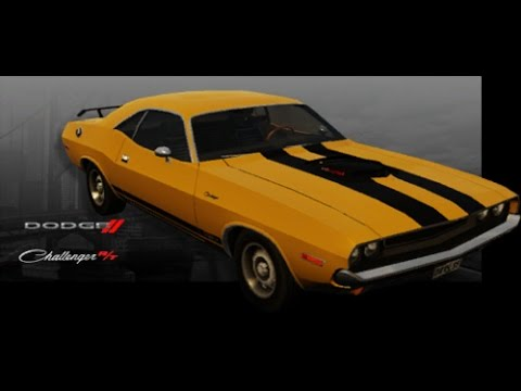 Driver San Francisco Dodge Challenger R T Youtube