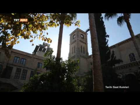 Mersin Katolik Kilisesi Saat Kulesi - Tarihi Saat Kuleleri - 8. Bölüm - TRT Avaz