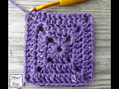 Episode 182 How To Crochet A Solid Granny Square Youtube