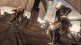 assassin s creed 4 black flag ps4 world gameplay premiere