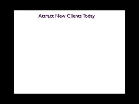 attract a new client