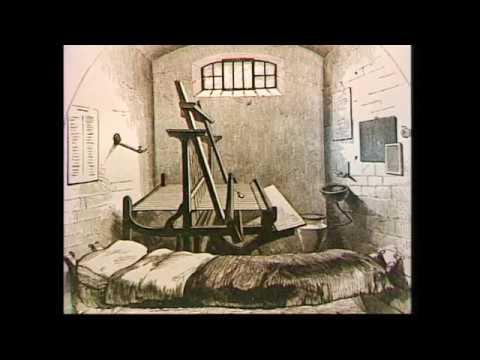 The Convict Prison At Australia's Port Arthur,