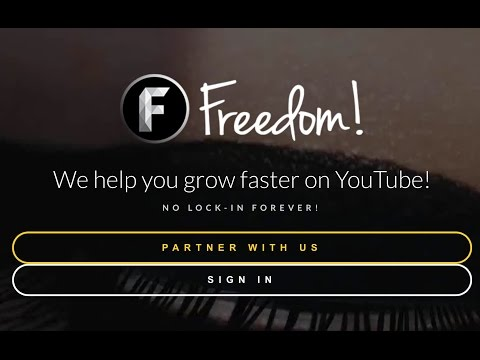 How to join the Freedom Network!  | Riovo