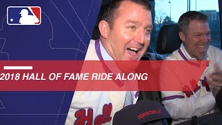 Watch the Extended Cut of Chipper Jones and Jim Thome in Hall of Fame ride along thumbnail