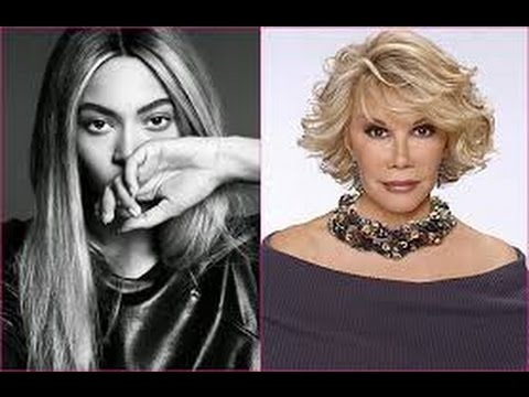 The Beyhive drags @BET then go off on Joan Rivers for passing on Beyonce's B-day