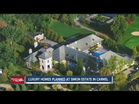 Luxury homes planned at Simon Estate in Carmel
