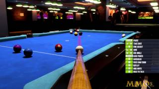 Pool Nation FX Gameplay First Look HD - MMOs.com