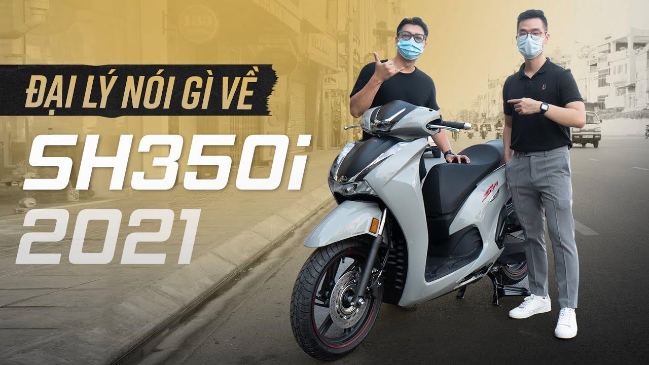 """SH 350i đội giá vẫn cháy hàng, phải chăng do người Việt """"cuồng"""" Honda?"""
