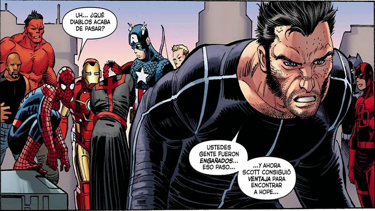 Avengers vs x men porn