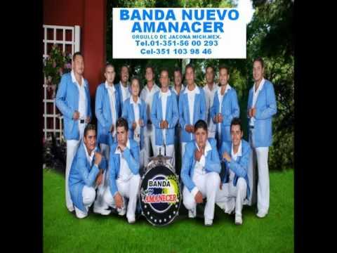 Banda Nuevo Amanacer Tema=PEQUEÑA NIÑA
