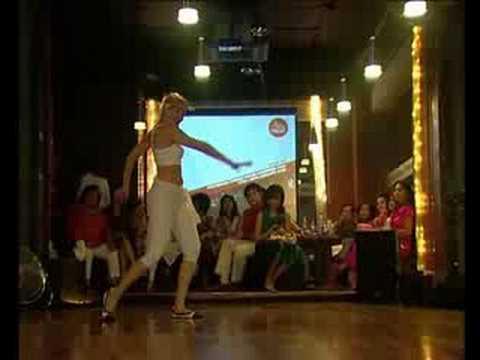 Club Latino Jakarta - Modern Jazz dance by Damaris Morales