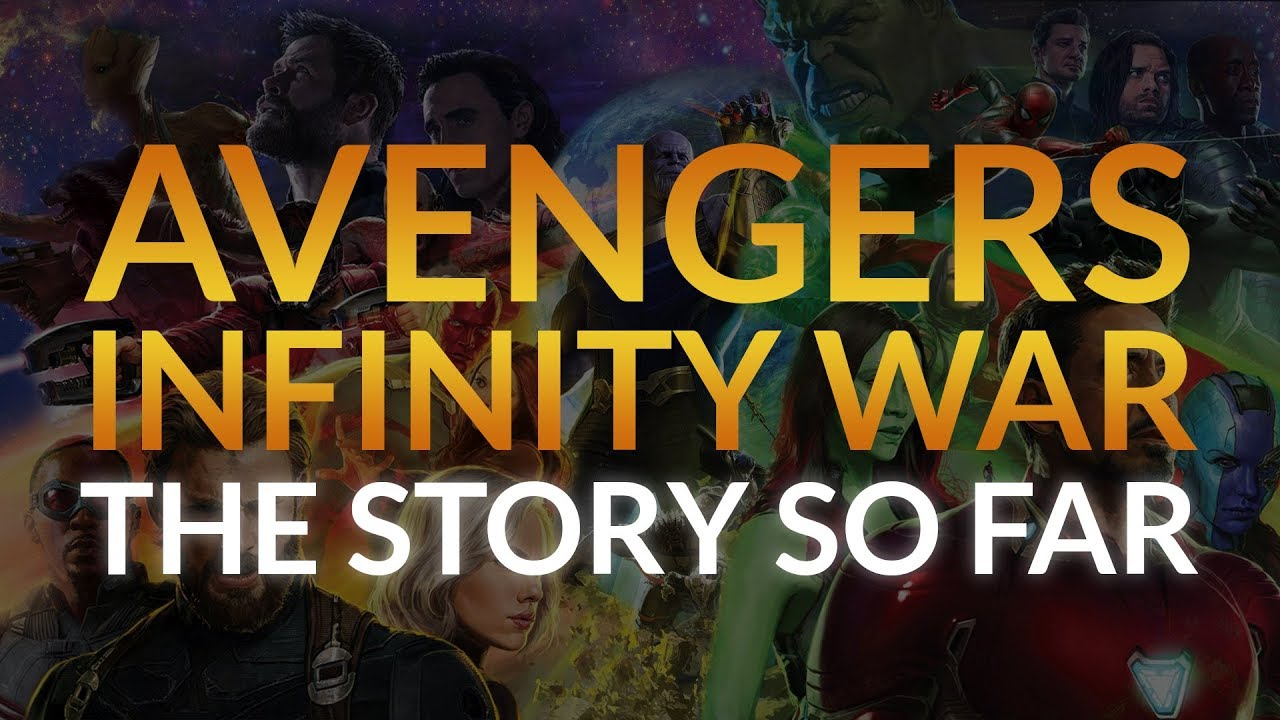Marvel Cinematic Universe Recapped | What Happens Before Avengers: Infinity War
